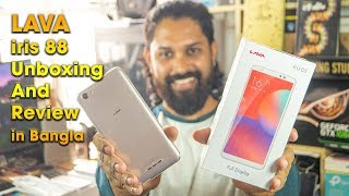 Lava iris 88 UnBoxing and Review by Maxtubeee