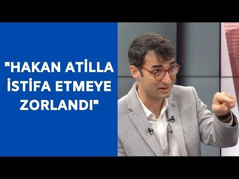 Barış Terkoğlu: ''Hakan Atilla istifa etmeye zorlandı ! '' I Medya Mahallesi