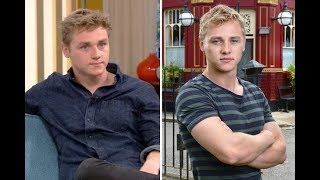 EastEnders fans confused by Ben Hardy's accent