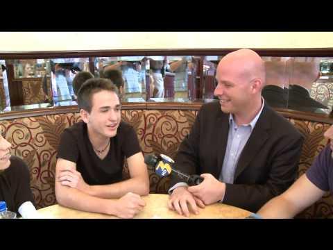 Aaron Kelly & Tim Urban interview