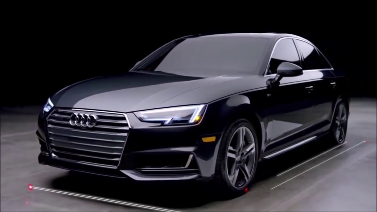 NEW Audi A6 2018 - YouTube