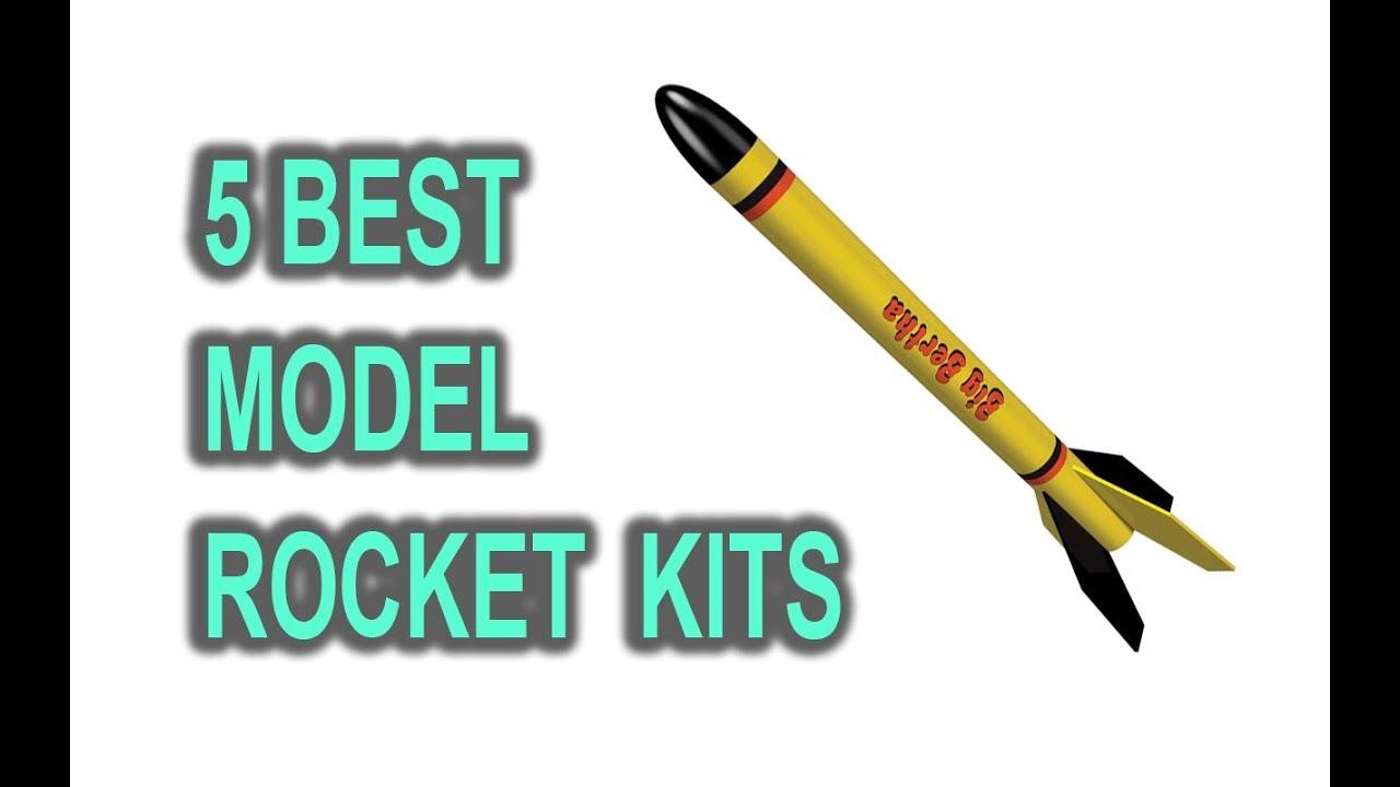 Best Model Rocket Kits