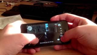 Тест/Мини Обзор игры GTA:San Andreas на iPhone 5 iOS 7.0.4
