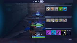 Just Relaxing Playing Fortnite