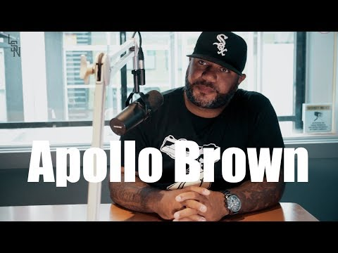 "Apollo Brown ""That Ghostface Album Was Probably The Hardest Album I've Ever Made"""
