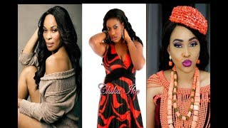 7 Nigerian Female Celebrities Who Quit Marriage Because of Fake Husband