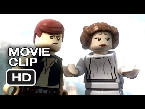 Lego Star Wars: The Empire Strikes Out DVD CLIP - Boss Nass (2013) - HD