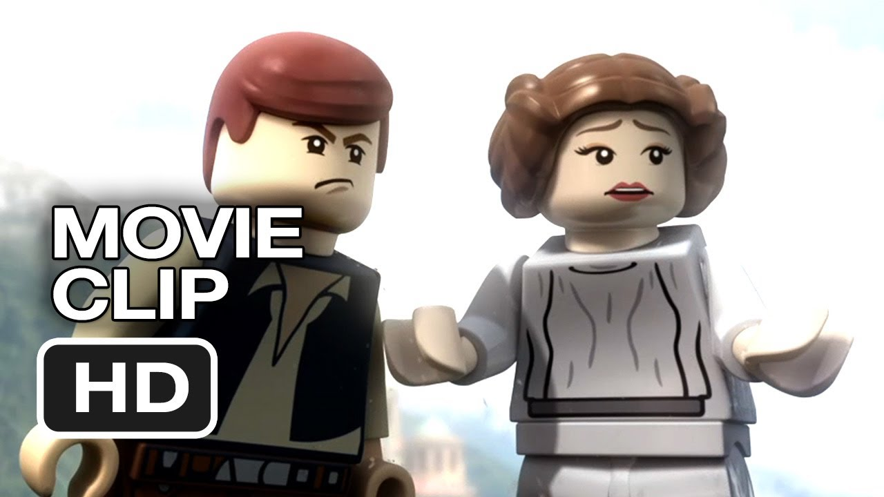 Lego Star Wars The Empire Strikes Out Dvd Clip Boss Nass 2013 Hd