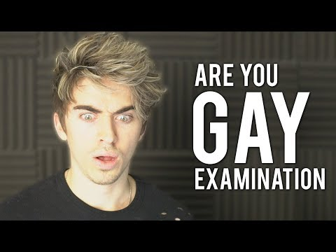THE 'ARE YOU GAY' TEST
