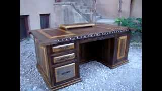 Western Heritage Furniture Custom Desk