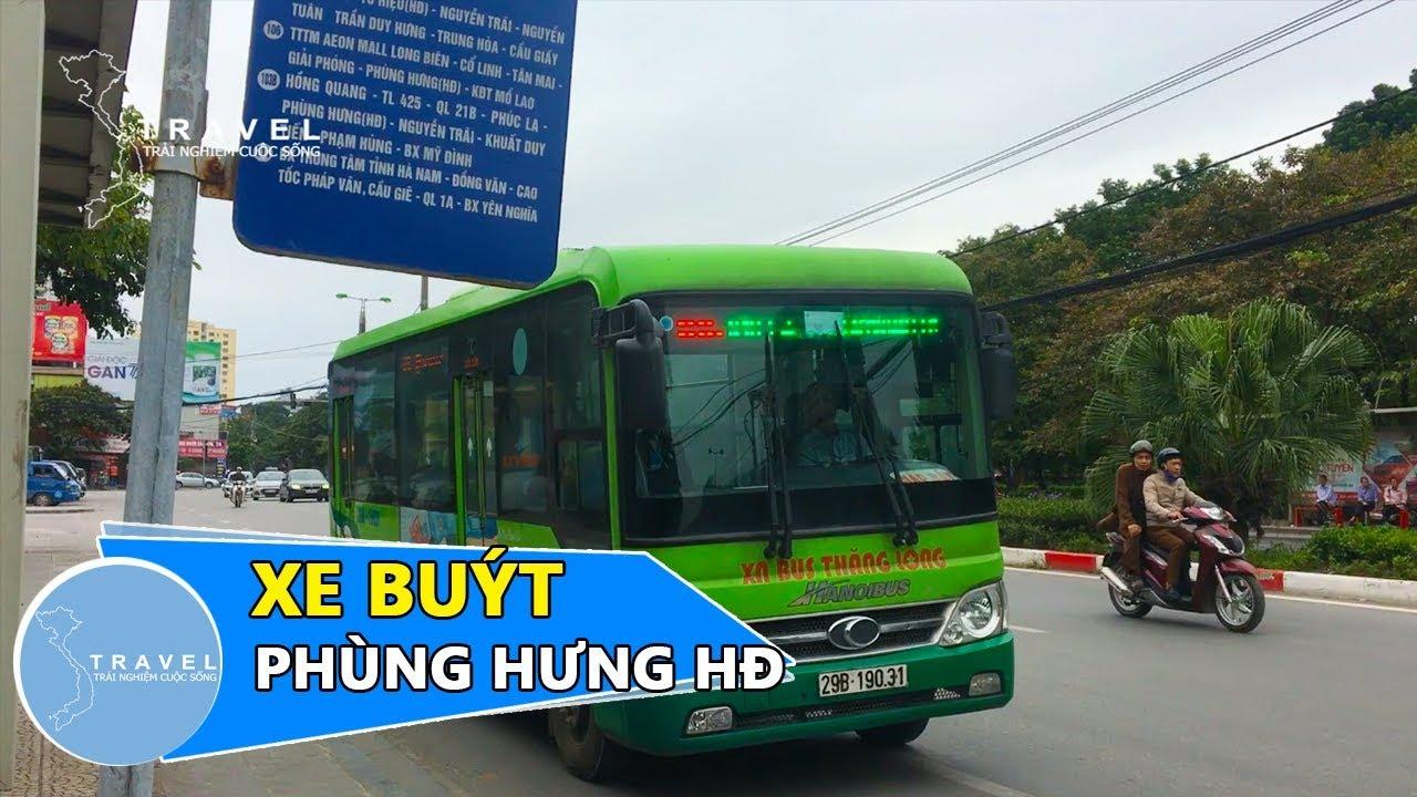 Xe bus nào qua Phùng Hưng Hà Đông | Xe Bus Hà Nội | S Travel