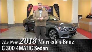Review: New 2018 Mercedes-Benz C 300 - Minneapolis Minnetonka Wayzata, MN | Sears Imports