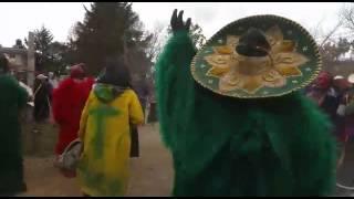 Santa Ana Hueytlalpan carnaval 2016 barrio teco 👊👌✌