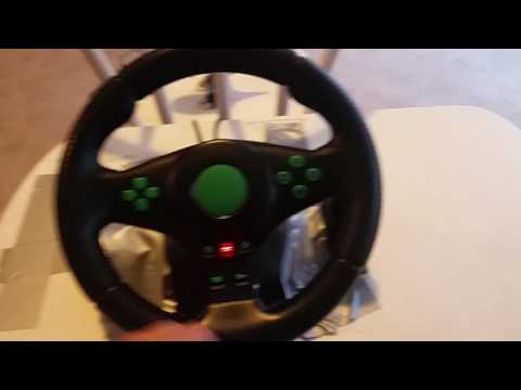 Kobalo Vibration Gaming Wheel Review