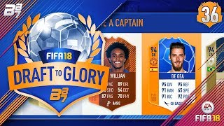 TOTY MESSI VS PRIME RONALDINHO! | FIFA 18 DRAFT TO GLORY #36