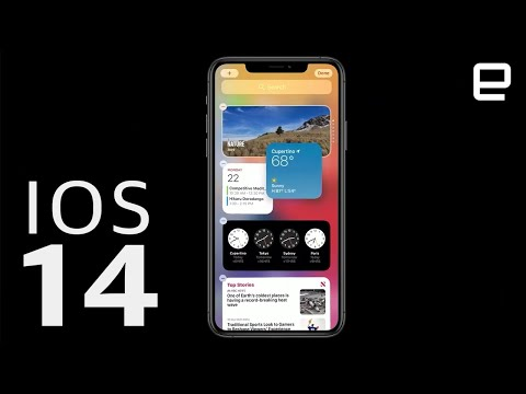 Apple WWDC 2020: iOS 14 Updates in 4 minutes