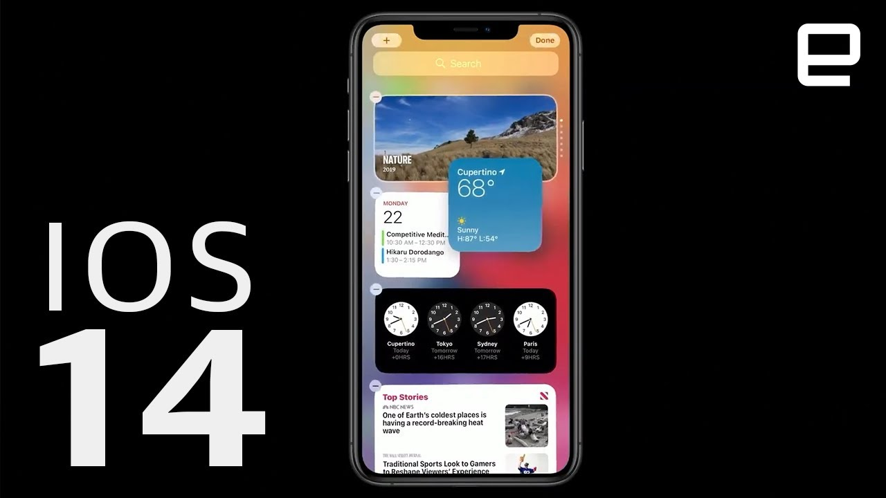 iOS 14 lets you tap the back of your iPhone to launch apps and a ...