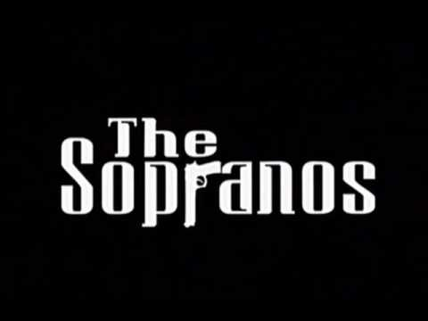 All songs as they were played chronically in the sopranos