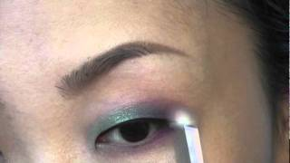 彩虹妆 Rainbow Eye Makeup Thumbnail