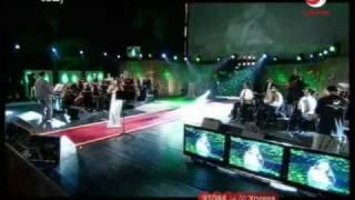 *Sherine* new 2009 Katar Khayri (LIVE)   شيرين - كتر خيري