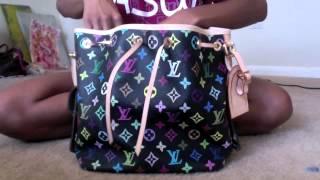 NEW Louis Vuitton bag reveal! & Vegas pics!! Thumbnail