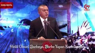 SELAM OLSUN YİĞİTLERE! - Recep Tayyip Erdoğan