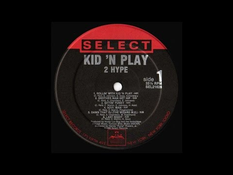 Rollin' With Kid 'N Play (Album Version) - Kid 'N Play