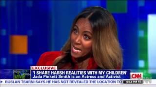 Jada Pinket Smith on bSafe (CNN)