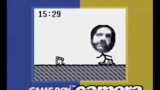 gameboy camera - run! run! run! & space fever 2 billy mitchell