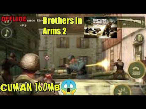TEBARU!!! Cara Download Dan Pasang Game  Brothers In Arms 2:Global Front