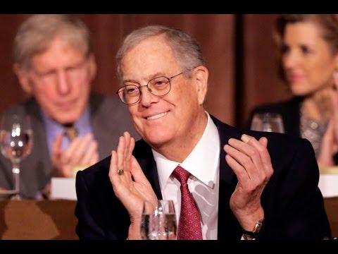 Koch Brothers Have A 'Youth Advocacy' Group