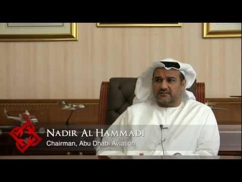 Executive Focus: Nadir Al Hammadi, Chairman, Abu Dhabi Aviation