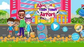 Toon Town - Airport
