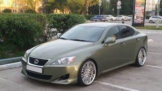выбираем б\у авто Lexus is250 (бюджет 650-700тр)