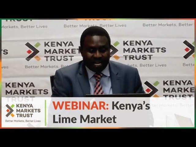 WEBINAR: Kenya's Agricultural Lime Market