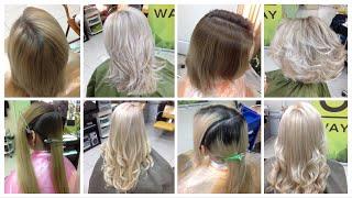 Блонд без желтизны: натуральный блонд, холодный блонд, жемчужный блонд, пепельный блонд