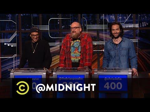 Happy Birthday, Harry Potter - @midnight with Chris Hardwick