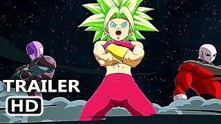 "PS4 - Dragon Ball FighterZ ""Kefla Gameplay"" Trailer (2020)"