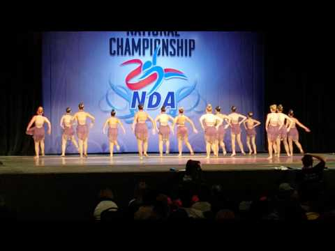 2016 Father Ryan High School Dancers - Jazz Finals Performance