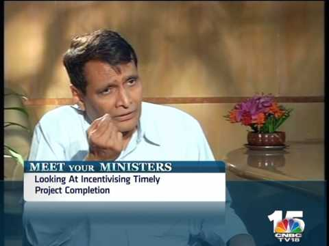 MEET YOUR MIN-SURESH PRABHU PART 1