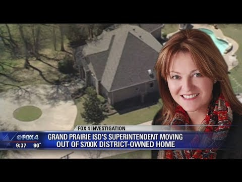 Grand Prairie school superintendent Susan Hull moving out of $700,000 district-owned home