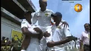 Mahela Jayawardene Last Moment of Test Cricket 18.08.2014