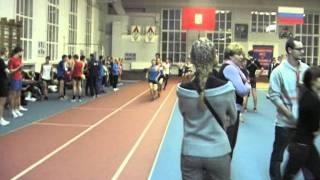 Чемпионат МГУ-2011, бег 1000 м, мужчины, часть 4