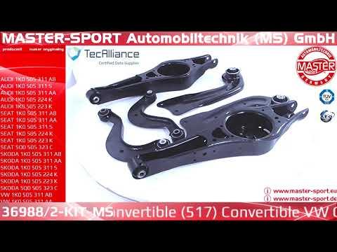 Master-Sport 200894-PCS-MS Kit damortisseurs