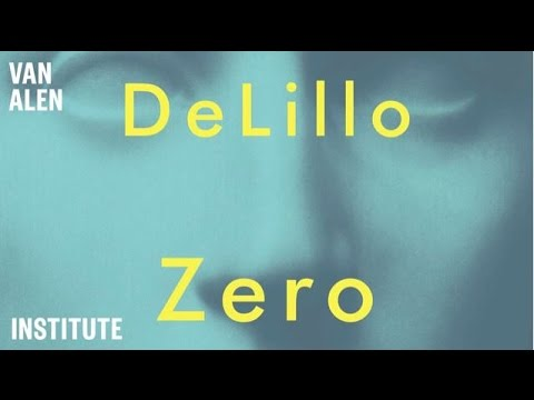 Van Alen Book Club: Zero K by Don DeLillo