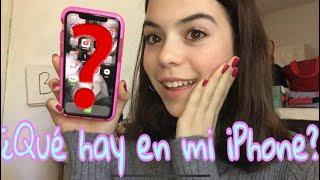 ¿Qué hay en mi iPhone X? - Maius♥️