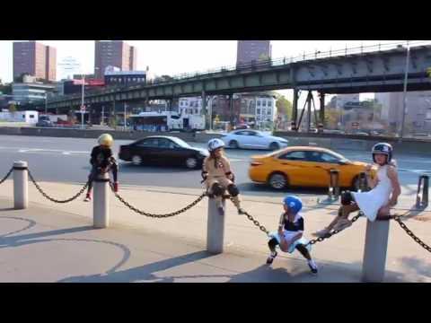 New York, NY GRO Crew's Halloween Skatetacular