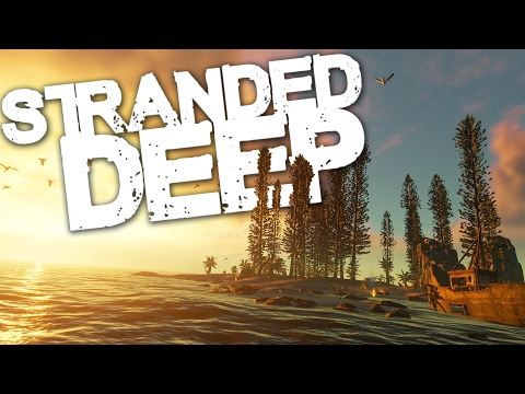 Stranded Deep | Survival Part 13 | ALLL THE LOOT!!