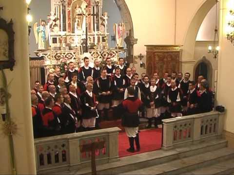 4-5-2013  Unu ballu pilicanu a cori uniti: dirige il maestro Alessandro Catte