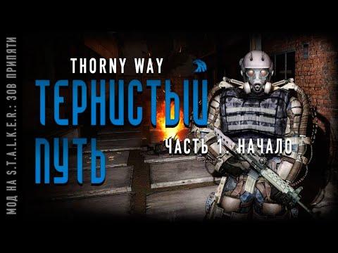 Тернистый путь «Thorny Way» / Часть 1. Начало / Мод на S.T.A.L.K.E.R.: Зов Припяти